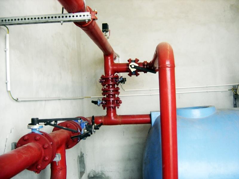Dumbravita Jud. Timis | Instalatii electrice/mecanice industriale - Statie hidrofor